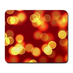 Soft Lights Bokeh 4 Large Mousepads