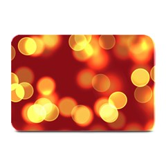 Soft Lights Bokeh 4 Plate Mats