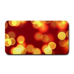 Soft Lights Bokeh 4 Medium Bar Mats