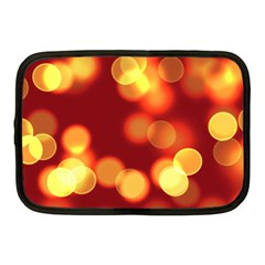 Soft Lights Bokeh 4 Netbook Case (medium)