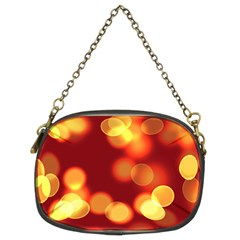 Soft Lights Bokeh 4 Chain Purses (two Sides)