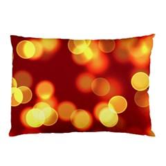 Soft Lights Bokeh 4 Pillow Case