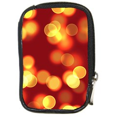 Soft Lights Bokeh 4 Compact Camera Cases