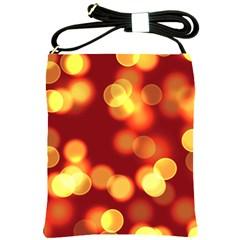 Soft Lights Bokeh 4 Shoulder Sling Bags