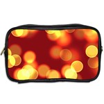 Soft Lights Bokeh 4 Toiletries Bags 2-Side Back