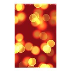 Soft Lights Bokeh 4 Shower Curtain 48  X 72  (small)