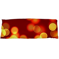 Soft Lights Bokeh 4 Body Pillow Case (dakimakura)