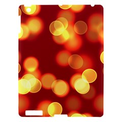 Soft Lights Bokeh 4 Apple Ipad 3/4 Hardshell Case
