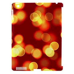 Soft Lights Bokeh 4 Apple Ipad 3/4 Hardshell Case (compatible With Smart Cover)
