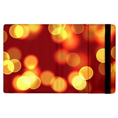 Soft Lights Bokeh 4 Apple Ipad 3/4 Flip Case