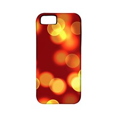 Soft Lights Bokeh 4 Apple Iphone 5 Classic Hardshell Case (pc+silicone)