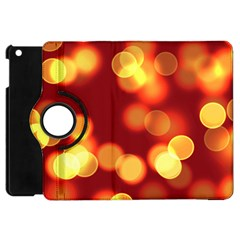 Soft Lights Bokeh 4 Apple Ipad Mini Flip 360 Case