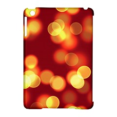 Soft Lights Bokeh 4 Apple Ipad Mini Hardshell Case (compatible With Smart Cover)