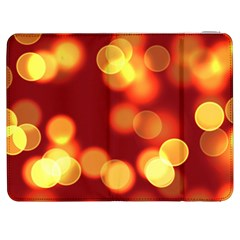 Soft Lights Bokeh 4 Samsung Galaxy Tab 7  P1000 Flip Case