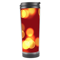 Soft Lights Bokeh 4 Travel Tumbler