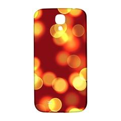 Soft Lights Bokeh 4 Samsung Galaxy S4 I9500/i9505  Hardshell Back Case