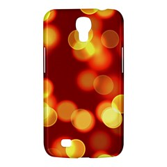 Soft Lights Bokeh 4 Samsung Galaxy Mega 6 3  I9200 Hardshell Case