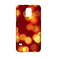 Soft Lights Bokeh 4 Samsung Galaxy S5 Hardshell Case