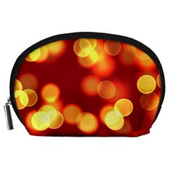 Soft Lights Bokeh 4 Accessory Pouches (large)