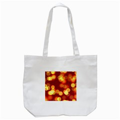 Soft Lights Bokeh 4 Tote Bag (white)
