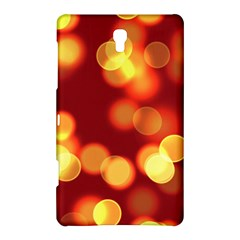Soft Lights Bokeh 4 Samsung Galaxy Tab S (8 4 ) Hardshell Case