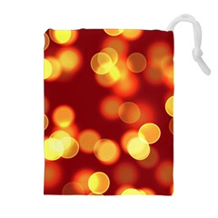 Soft Lights Bokeh 4 Drawstring Pouches (extra Large)