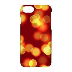Soft Lights Bokeh 4 Apple Iphone 7 Hardshell Case