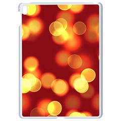Soft Lights Bokeh 4 Apple Ipad Pro 9 7   White Seamless Case