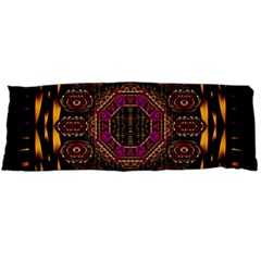 A Flaming Star Is Born On The  Metal Sky Body Pillow Case (dakimakura)