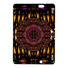 A Flaming Star Is Born On The  Metal Sky Kindle Fire Hdx 8 9  Hardshell Case