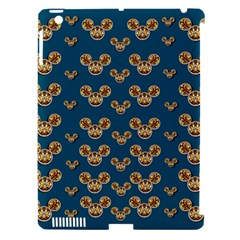 Cartoon Animals In Gold And Silver Gift Decorations Apple Ipad 3/4 Hardshell Case (compatible With Smart Cover)