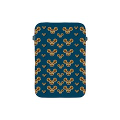 Cartoon Animals In Gold And Silver Gift Decorations Apple Ipad Mini Protective Soft Cases