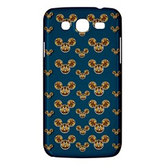 Cartoon Animals In Gold And Silver Gift Decorations Samsung Galaxy Mega 5 8 I9152 Hardshell Case