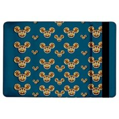 Cartoon Animals In Gold And Silver Gift Decorations Ipad Air 2 Flip
