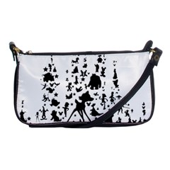 Happiest Castle On Earth Shoulder Clutch Bags