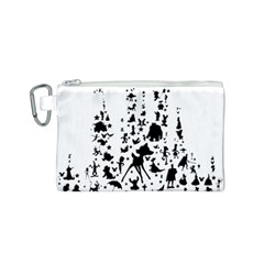 Happiest Castle On Earth Canvas Cosmetic Bag (s)