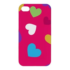 Valentine s Day Pattern Apple Iphone 4/4s Hardshell Case