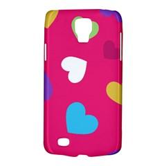 Valentine s Day Pattern Galaxy S4 Active