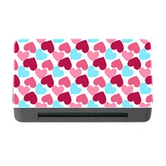 Bold Valentine Heart Memory Card Reader With Cf