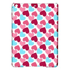 Bold Valentine Heart Ipad Air Hardshell Cases