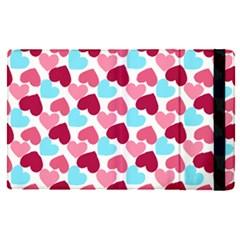Bold Valentine Heart Apple Ipad Pro 12 9   Flip Case