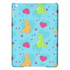 Dinosaur Love Pattern Ipad Air Hardshell Cases