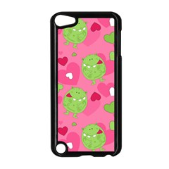 Monster Love Pattern Apple Ipod Touch 5 Case (black)