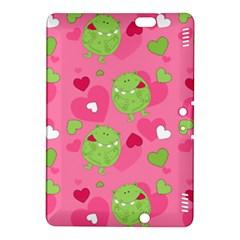 Monster Love Pattern Kindle Fire Hdx 8 9  Hardshell Case