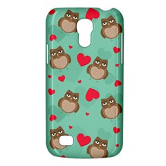 Owl Valentine s Day Pattern Galaxy S4 Mini
