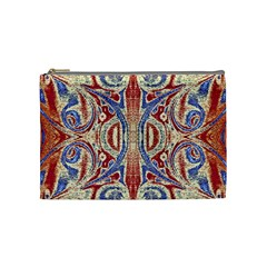Symbols Pattern Cosmetic Bag (medium)