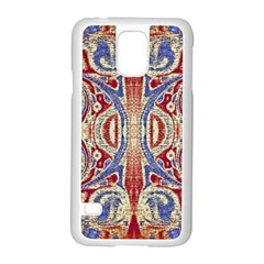 Symbols Pattern Samsung Galaxy S5 Case (white)