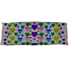 Love In Eternity Is Sweet As Candy Pop Art Body Pillow Case (dakimakura)