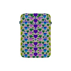 Love In Eternity Is Sweet As Candy Pop Art Apple Ipad Mini Protective Soft Cases