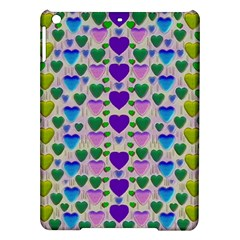Love In Eternity Is Sweet As Candy Pop Art Ipad Air Hardshell Cases
